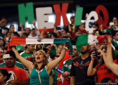 Copa América Watch Party: Mexico v. Venezuela!